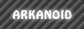 Javascript Arkanoid game